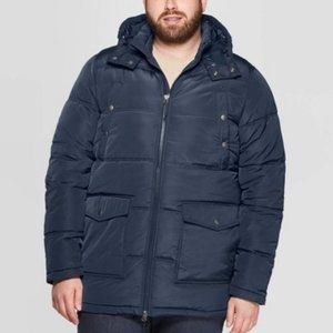 Goodfellow & Co Men's Quilted Puffer Jacket NEW